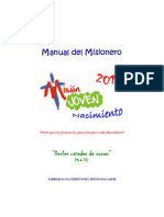 Manual Del Misionero Mision Joven