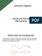 2 Modulación Angular