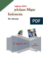 Pengelolaan Migas Indonesia