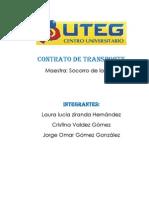 Contrato de Transportes[1]