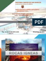 Rocas Igneas Del Valle