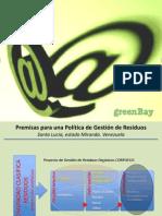 Gestion de Basura vs. Disposición de Basura. Estudio de Caso Sta. Lucía Valles del Tuy.ppt
