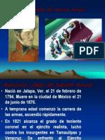 Antonio López de Santa Ana
