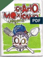 Recetario Mexicano Vegano