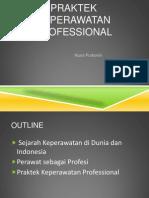 Praktek Keperawatan Professional