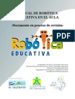 Manual de Robtica Educativa en El Aula - Documento en Proceso de Revisin-1