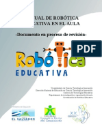 Manual de Robtica Educativa en El Aula - Documento en Proceso de Revisin-1