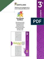 Correspondencia HISTORIA II