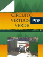 Piloto de Gestión de Residuos en el Este de Caracas.