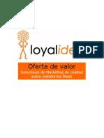 Oferta de Servicios Marketing de Lealtad