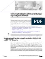 Connecting Multiple Cisco Unified CallManager.pdf