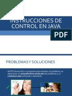 Instrucciones de Control en Java