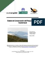 Estado de Conservación Del Parque Nacional