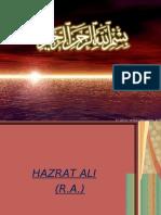 4 Hazrat Ali