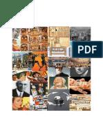Collage Historia Publicidad Ana Paula Mier