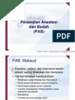 Akreditasi Pab (Anestesi Dan Bedah)