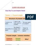 Rules of Grammer