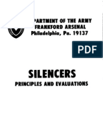 Silencers - Principles and Evaluations