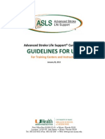 ASLS Guidelines