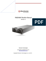 RM2048A Rectifier Manual 1 0