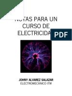 Notas Para Un Curso de Electricidad