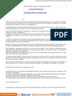 Manual Básico de Navegación en Internet