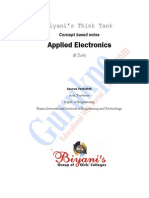 Applied Electronics