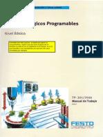 Festo Manual de Trabajo TP-301 2000 PLC's