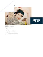 Baro b1a4 Facts
