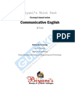 Commutative English