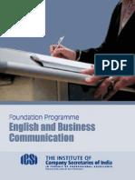 English and Business Communication