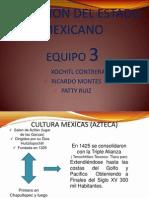 Eq 3 Evolucion Del Estado Mexicano