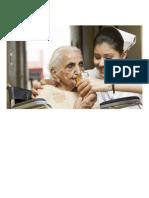 Caring for An Alzheimer Patient