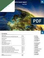 MergermarketTrendReport.H12014.GlobalFinancialAdvisorLeagueTables