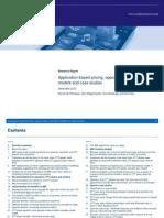 Analysys Mason Application Based Pricing Dec2013 RDMY0 RMA04 ToC (1)