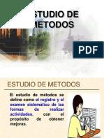 Estudio de Metodos 2013