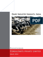 Dairy Industry Note
