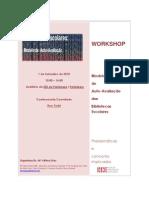 Divulgação sessão 2 Workshop AA