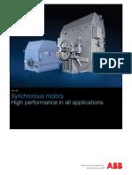 Brochure Synchronous Motors 9akk105576 en 122011 Final Lr