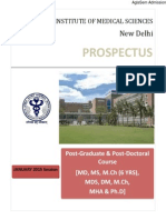 AIIMS PG Jan 2015