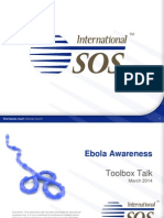 Intl SOS Ebola Awareness ToolBoxTalk ENG for Employees1