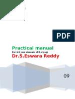 Practical Manual Hort 382