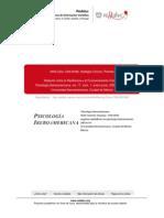La Resiliencia en La Familia. Psicologia Iberomericana