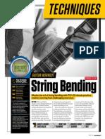 String Beinging