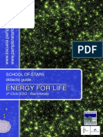 Energy for life (Educación Secundaria - School of stars - Pamplonetario)