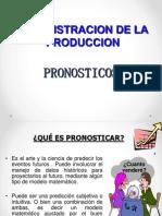 13. Los Pronósticos - Generalidades