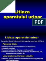 CURS 05-Litiaza Aparatului Urinar