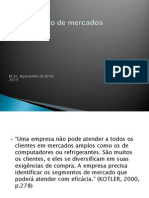 4. Segmentação de Mercados