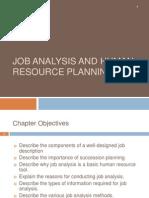 Job Analysis Hr p