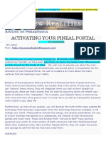 ACTIVATING YOUR PINEAL PORTAL.doc